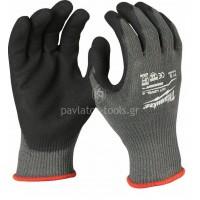 Γάντια εργασίας Milwaukee CUT LEVEL 5 4932471424-27