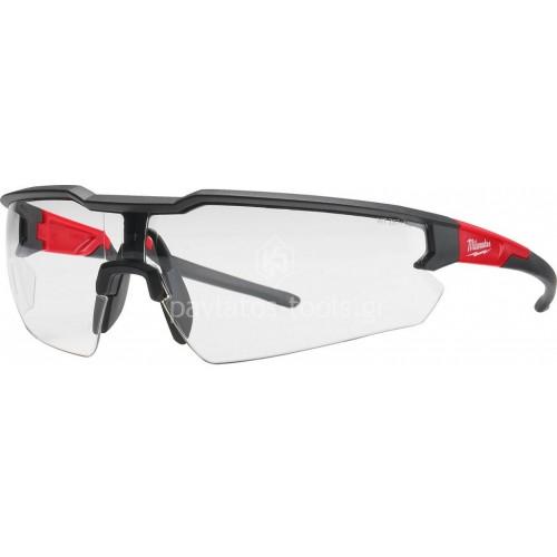 Γυαλιά προστασίας Milwaukee διάφανα 4932471881