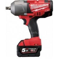 """Μπουλονόκλειδο υψηλής ροπής 1/2"""" Milwaukee Fuel με ακίδα ανάσχεσης M18 CHIWP12-502C  4933448150"""