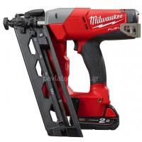 Καρφωτικό ξύλου Milwaukee Fuel 16 GA  M18 CN16GA-202X 4933451570
