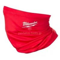 Προστασία λαιμού+μάσκα προσώπου Milwaukee κόκκινη NGFM-R 4933478780