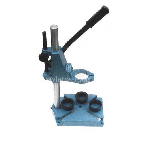 Βάση κάθετη για δράπανο PG με λαιμό 60mm ΝοS13L με 3 συστολές 43-50-53mm 50.030