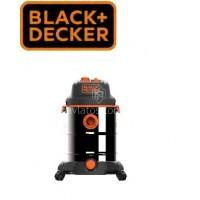 Σκούπα Black&Decker υγρών-στερεών ΙΝΟΧ 1600W BXVC30XTDE 516891