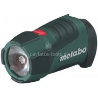 Φακός μπαταρίας Metabo Powermaxx Led  6.00036.00