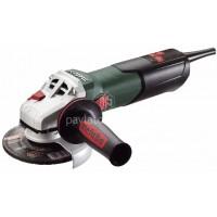Γωνιακός Τροχός Metabo 900 Watt Φ 125mm W 9-125  Quick 6.00374.00