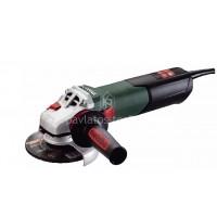 Γωνιακός Τροχός Metabo 1550 Watt Φ 125mm WE 15-125 Quick 6.00448.00
