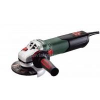 Γωνιακός Τροχός Metabo 1700 Watt Φ 125mm WEA 17-125 Quick 6.00534.00