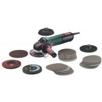 Ρυθμιζόμενος Γωνιακός Τροχός Metabo 1550 Watt WEV 15-125 Quick Inox Set  6.00572.50