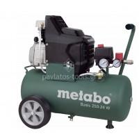 Αεροσυμπιεστής Metabo BasicAir 24 L  250-24W  6.01533.00