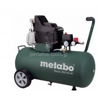 Αεροσυμπιεστής Metabo BasicAir 50 L 250-50W 6.01534.00