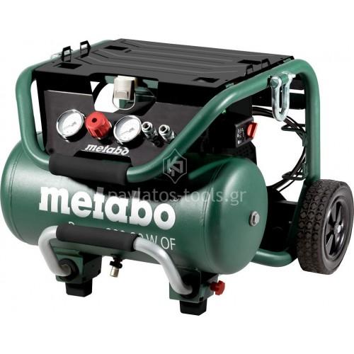 Αεροσυμπιεστής Metabo Power 280-20 W OF 6.01545.00