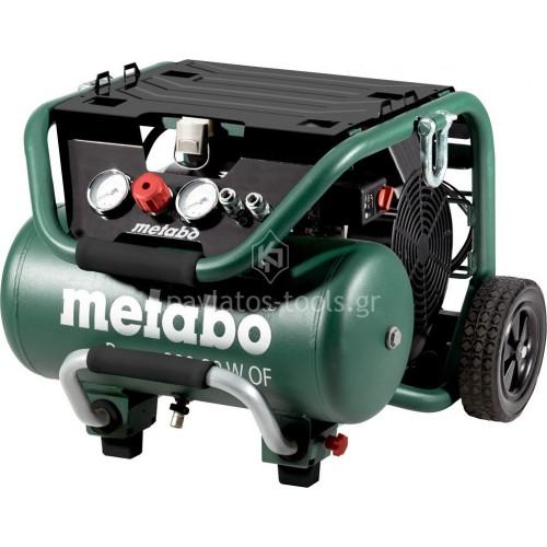 Αεροσυμπιεστής Metabo Power 400-20 W OF 6.01546.00