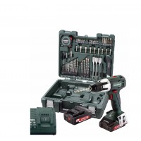 Κρουστικό Δραπανοκατσάβιδο μπαταρίας 18V Metabo 2 ταχυτήτων  SB 18 LT Set  Κινητό Συνεργείο 6.02103.54