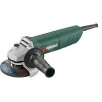 Γωνιακός τροχός Metabo 750 Watt 125mm W 750-125 6.03605.00