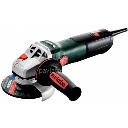 Γωνιακός τροχός Metabo 1100 Watt 125mm W 11-125 Quick 6.03623.00