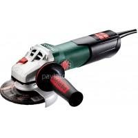 Γωνιακός τροχός Metabo 1350 Watt 125mm W 13-125 Quick 6.03627.00