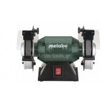 Διπλός Λειαντήρας Metabo 200 Watt  DS 125  6.19125.00