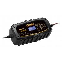 Αυτόματος ηλεκτρονικός φορτιστής-συντηρητής μπαταριών Express 6/12V 6.5A 60110