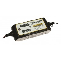 Αυτόματος ηλεκτρονικός φορτιστής μπαταριών Imperia  8Amp 60123