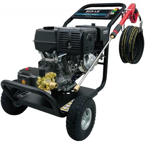Βενζινοκίνητο πλυστικό υψηλής πίεσης Bulle 250bar 389cc 605206