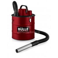 Σκούπα στάχτης Bulle 1000 Watt 18L κόκκινη 605264