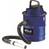 Σκούπα στάχτης μπαταρίας Bulle 18V (1x2Ah) 605268