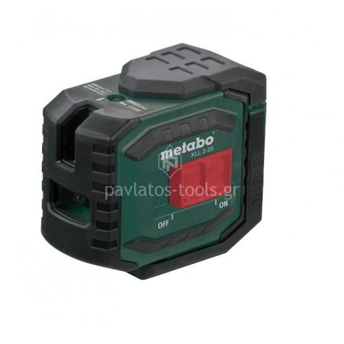 Lazer Σταυρού Metabo KLL 2-20 606166000