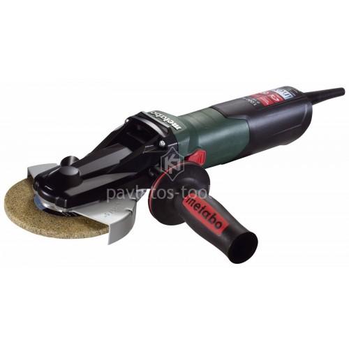 Ηλεκτρικός Γωνιακός Τροχός Metabo 1000 Watt με Επίπεδη Κεφαλή AG WEVF 10-125 Quick Inox 6.13080.00
