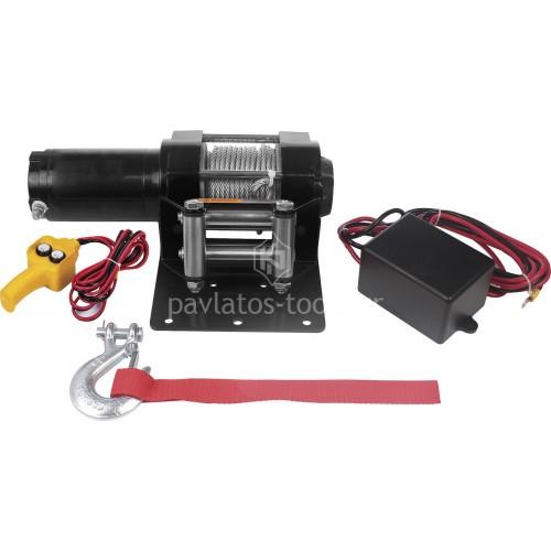 Ηλεκτρικός Εργάτης-Τρέιλερ οχημάτων Express 1133kg 12V 630005