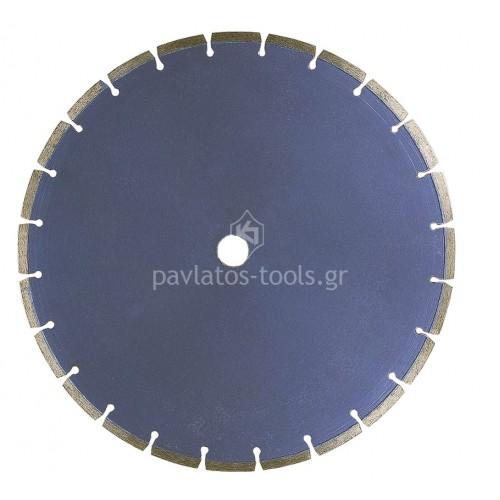 Δίσκος διαμαντέ Bulle γενικής χρήσης Φ350X25,4mm 63095
