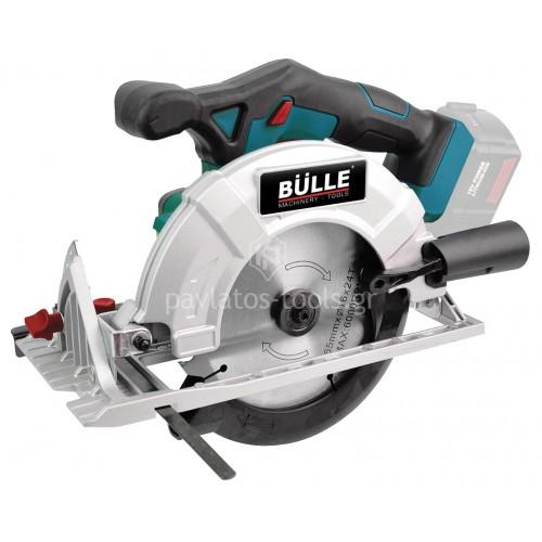 Δισκοπρίονο Bulle 18V (Χωρίς μπαταρία & φορτιστή) 633009