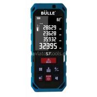 Μετρητής αποστάσεων (Laser) 60m Bulle S7 633101