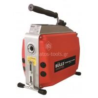 Αποφρακτικό μηχάνημα σωληνών Bulle+κιτ 16mm 570 Watt 633206
