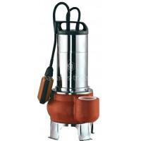 Αντλία ακαθάρτων υδάτων Kraft βαρέως τύπου inox 750 Watt με περιδίνηση (vortex) KVS-100 63541