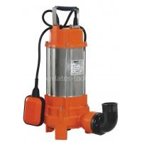 """Υποβρύχια αντλία λυμάτων με κοπτήρα inox Kraft 1100 Watt 2"""" 63559"""