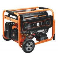 Γεννήτρια Kraft βενζίνης με μίζα+μπαταρία LT-9000 63727