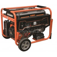 Γεννήτρια Kraft βενζίνης με μίζα+μπαταρία LT8000 63745
