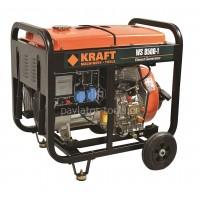 Ηλεκτρογεννήτρια Πετρελαίου Kraft μονοφασική WS 8500-1 63773