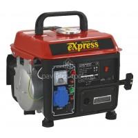 Ηλεκτργεννήτρια βενζίνης Express 63cc 600 Watt 0.8kVA HH 950 63781