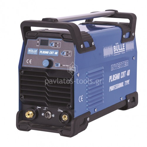 Plasma κοπής μετάλλων τεχνολογίας inverter BULLE CUT 40 657006