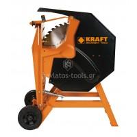 Ηλεκτρικό Δισκοπρίονο καυσόξυλων Kraft 3000 Watt 691067