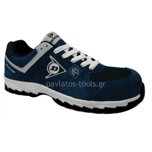 Παπούτσια εργασίας Dunlop FLYING ARROW S3 μπλε 710851-57