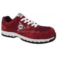 Παπούτσια εργασίας Dunlop FLYING ARROW S3 κόκκινα 710859-65