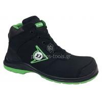 Παπούτσια εργασίας Dunlop First Range High Plus S3 710867-73