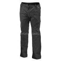 Παντελόνι εργασίας γκρι Unimac με 6 τσέπες 240g/m2 720140-45