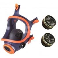 Μάσκα κεφαλής Climax ολόκληρου προσώπου 732N με 2 φίλτρα ABEK1P3 732100