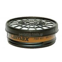 Φίλτρο μάσκας μισού προσώπου Cilmax 755 A1