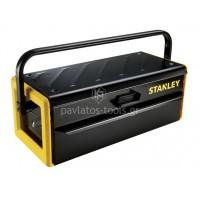 """Μεταλλική Εργαλειοθήκη Stanley με υποστήριξη 16"""" STST1-75507"""