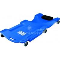 Πλαστική ξαπλώστρα συνεργείου Multi μπλε 1010x475x130 80455
