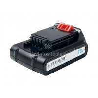 Μπαταρία Black&Decker 18V 1,5Ah Li-on BL1518